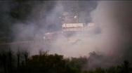 Stock Video Footage of Fire trucks