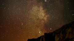 Stock Video Footage of AstroPhotography Time Lapse 15 Milky Way Galaxy TD x120