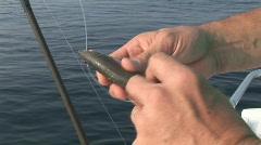 Saltwater Fishing Stock Footage