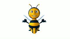 Zen bee Stock Footage