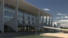 Brasilia05 Stock Footage