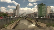 Stock Video Footage of Avenida do Estado