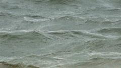 Choppy Water - stock footage