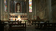 Stock Video Footage of monza cathedral 03