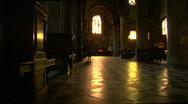 Stock Video Footage of monza cathedral 06