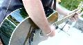 Acoustic Guitar Performer Footage