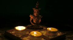 Meditation 03 - stock footage