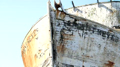 Shipwreck 14 Stock Footage