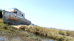 Shipwreck 10 Stock Footage