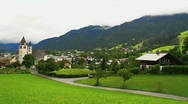 In The Alps 01 Tirol Kitzbuehel Stock Footage