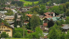 In The Alps 02 Tirol Kitzbuehel Stock Footage