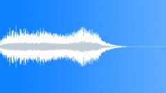Stock Sound Effects of Spaceship Taking Off