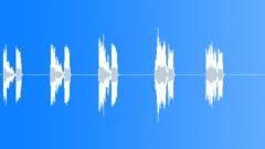 Silence (spoken) pack Sound Effect