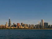 Chicago Skyline Endless Loop – Faster/Wider 400x300 Stock Footage