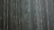 Stock Video Footage of Water 9Heavy Rain High Shutter