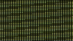 Green dots neon light,disco stripe light.Game, Led, neon lights,color blindness Stock Footage