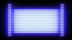 Shiny light wall Stock Footage