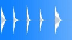 Metal Bangs 6 - sound effect