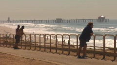 HUNTINGTON BEACH - stock footage