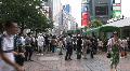 Tokyo Shibuya - Hachiko 3 Footage
