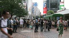 Tokyo Shibuya - Hachiko 3 - stock footage