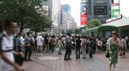 Tokyo Shibuya - Hachiko 3 Stock Footage