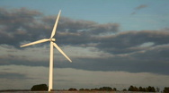Stock Video Footage of Windpower