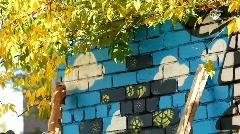 street art culture - stock footage