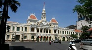 Stock Video of Vietnam: Government Building Stock Footage