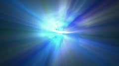 Abstract dazzling ray light fiber optic aurora design dream vision background. Stock Footage