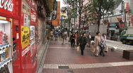 Stock Video Footage of Shinjuku 30 - People - Consumerism