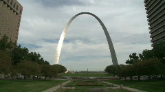 St. Louis Arch (19 of 19) Stock Footage