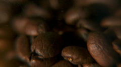 CoffeeBeans 3 1080 Stock Footage