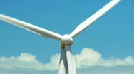 Power Windmills Stock Footage