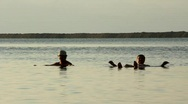 Stock Video Footage of Dead Sea