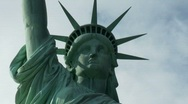 Stock Video Footage of Statue of Liberty Time Lapse - Clip 1