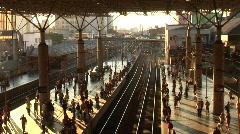 Estação Brás - stock footage
