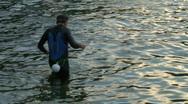 Stock Video Footage of swim 01