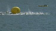 Stock Video Footage of triathlon 01