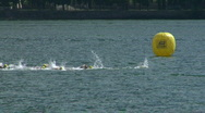 Stock Video Footage of triathlon 04