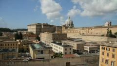 Vatican City, Rome Stock Footage