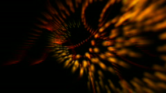 Abstract particle ray and light,fiber optic,antenna,web tech background,dragon Stock Footage
