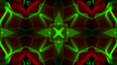 Color retro flower pattern,disco neon,Fantasy fiber tissue,spiderweb,wedding Stock Footage