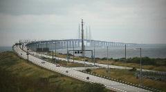 The Bridge Stock Footage