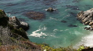 Stock Video Footage of Big Sur