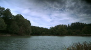 Stock Video Footage of perigord timelapse etang 1