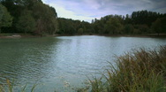 Stock Video Footage of Perigord etang 1