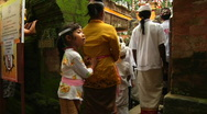 Stock Video Footage of Bali Temple Ceremony 36
