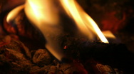 Camp Fire Stock Footage