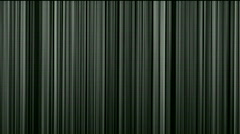 Vertical metal stripe line background.Windows,television,bamboo,blinds,origami Stock Footage